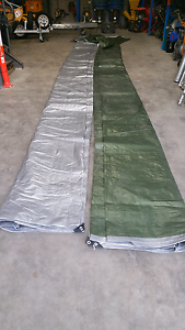 Tarps for hire various sizes from $29 / day Padstow Bankstown Area Preview