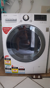 LG Wash & Dryer 8.5/4.5kg Yorkeys Knob Cairns City Preview