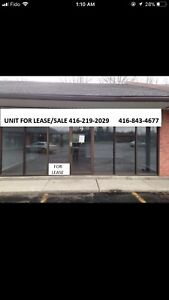 Commercial unit for sale - Off 401 Plaza