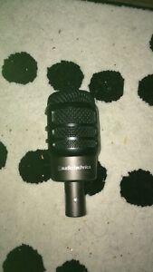 Audio technica drum mic