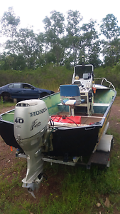 For sale, 4.6m boat Humpty Doo Litchfield Area Preview