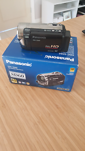 Panasonic HDC-SD60 full HD video camera 16GB. Roleystone Armadale Area Preview