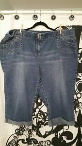 Career Wear in EUC~Size 5x/28~1 skirt 2 gauchos 1 pr capris