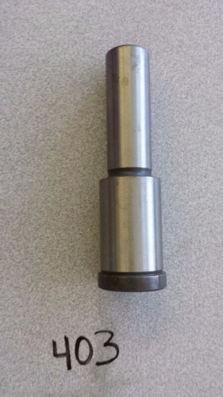 """Shoulder Leader Pin, 1"""" D x 5 1/4""""L with 1 3/8"""" x 2 3/8"""" shoulder Set of four"""