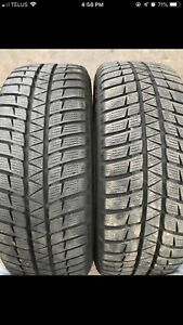 Winter tires 195/55R16