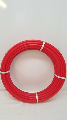 12 - 500 Coil - Red Certified Non-barrier Pex Tubing Htgplbgpotable Water