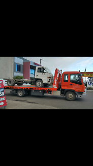Towing services 24/7 in Melbourne