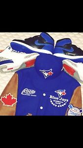 Roots x Blue Jays Varsity Jacket
