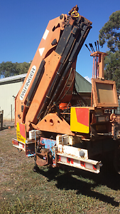Pal finger pk10500 4 ton crane Bendigo Bendigo City Preview