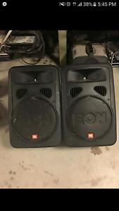 Jbl eon G2 15inch powered speakers Adamstown Heights Newcastle Area Preview
