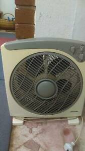 Electric Fan working condition