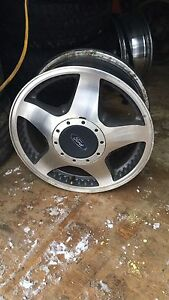 FOR SALE nice ford rims