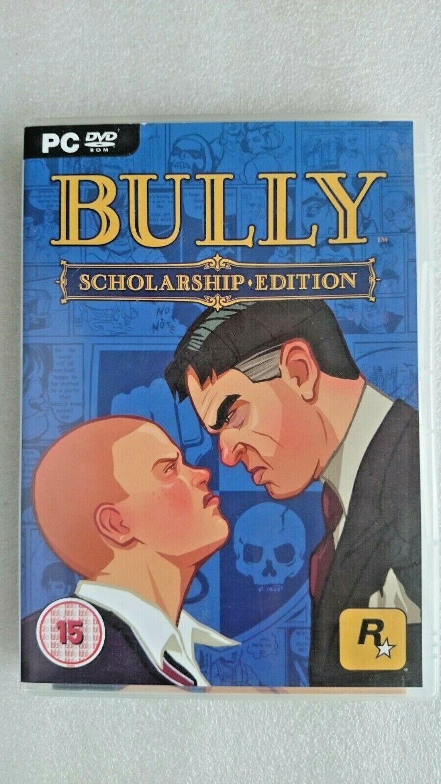Bully: Scholarship Edition (PC Windows, 2008)