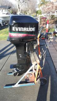 Evinrude outboard 35hp