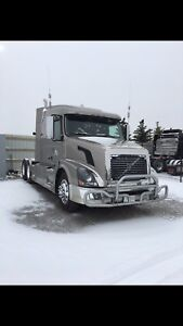 2007 Volvo high way tractor