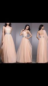 Bridesmaid dress or prom 3 size dress 8 12. 12