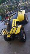 SUZUKI 160cc 4x2 FARM QUAD ATV 4 WHEELER Springwood Logan Area Preview