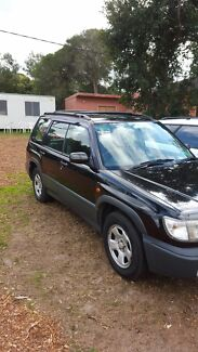 1999 Suburu Forester with reg. Skye Frankston Area Preview