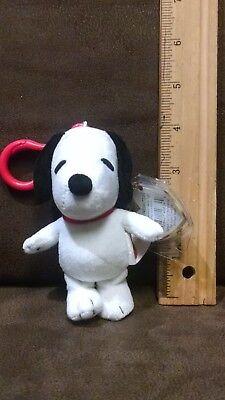 edcee0ab1c9da Toy Charlie Brown Keyclip TY Beanie Baby