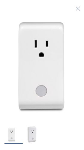 Iris Smart Plug Electrical Outlet, Lowes item 0388564