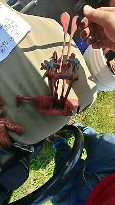 Official Ih Farmall Hydraulic Control Levers Assembly 140 130 Super A 100