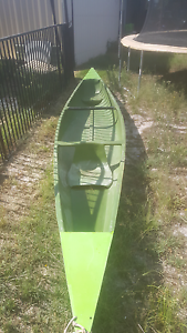 Canadian canoe Salt Ash Port Stephens Area Preview