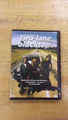 two lane black top dvd movie