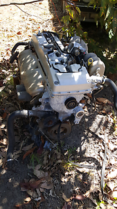 Ba Ford 6 Cyl engine XR6 Warrenup Albany Area Preview