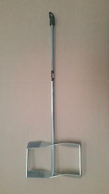 Ramboo Mixing Paddle Mixer 200x600mm Hand Tools Square Whisk Plaster Paint