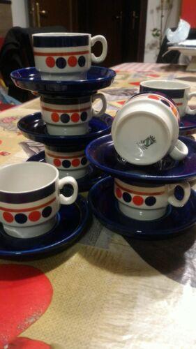 Tazze da Caffè Weidmann porcellana prodotto italiano