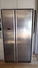 Samsung double door fridge and freezer Seaforth Manly Area Preview