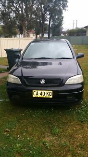 2002 holden astra  Gateshead Lake Macquarie Area Preview