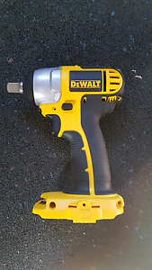 DeWalt DC820N-XE 18V Cordless Heavy Duty Impact Wrench Skin Marion Marion Area Preview