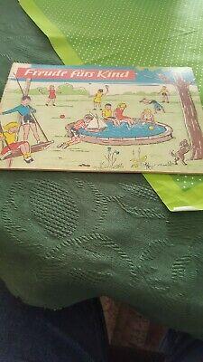 Freude fürs Kind Bilder Verse Geschichten aus der Bibel für Kinder wohl um 1970 (Bibel-verse Für Kinder)