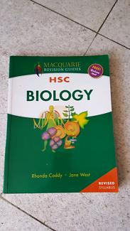 Macquarie HSC Biology textbook