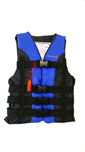 SEAFLO 50N BUOYANCY AID HIGH IMPACT VEST KAYAK, CANOEING, WATERSPORT LIFEJACKET
