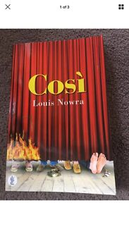 Cosi by Louis Nowra Paperback Book