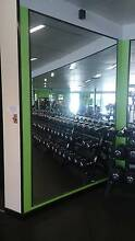 6mm Safety Glass Mirrors Gym / Dance Studio Sydney City Inner Sydney Preview