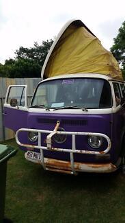 1973 Kombi camper van