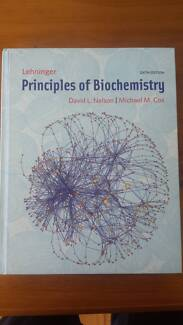 Principles of Biochemistry 6ed hardback Lehninger, Nelson & Cox