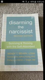 Disarming the narcissist  Banyo Brisbane North East Preview