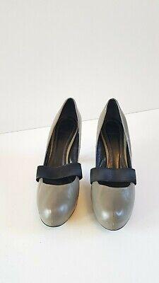 Zara escarpins gris / grey shoes