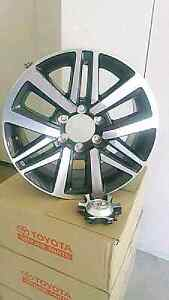 "Sr5 Rims 18"" Alloys Upper Coomera Gold Coast North Preview"
