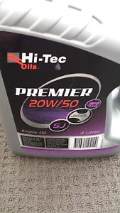 4L Hi-tec engine oil. Pick up from Campsie Campsie Canterbury Area Preview