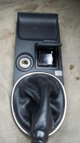 Lexus IS200 1998-2005 SPORT Gear gator leather ashtray centre console