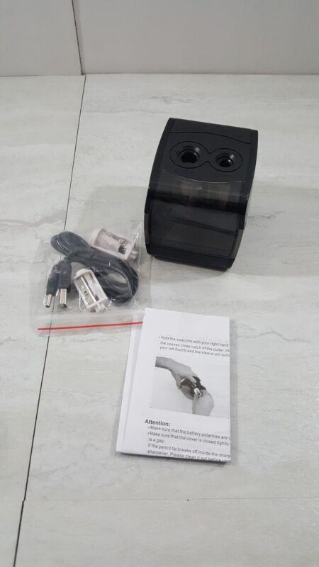 Battery Power USB Desktop Electric Pencil Sharpener