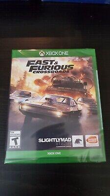 Fast & Furious Crossroads (Xbox One) Brand NEW