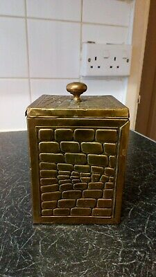 Vintage Tea caddy