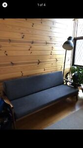 Danish sofa / bed / couch beautifully restored