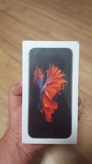 Brand new in box apple iPhone 6s 128gb space grey East Victoria Park Victoria Park Area Preview